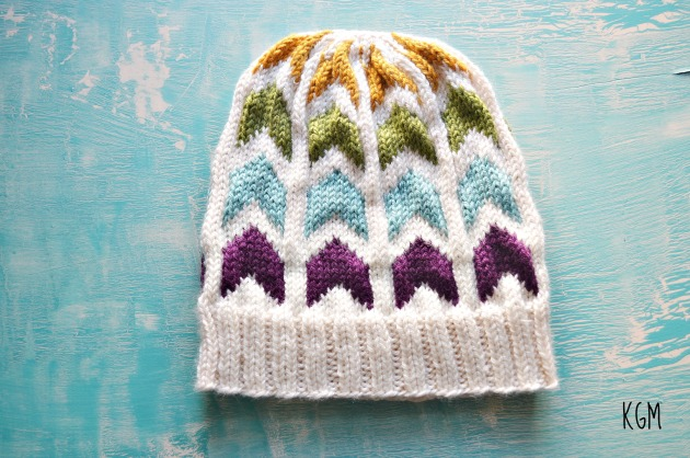 ARROWS - The Knitted Hat Pattern
